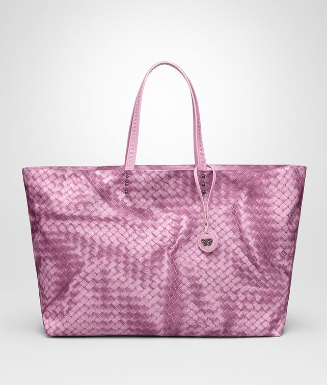 BOTTEGA VENETA TWILIGHT INTRECCIOLUSION LARGE TOTE Tote Bag Woman fp