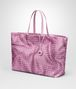 BOTTEGA VENETA TWILIGHT INTRECCIOLUSION LARGE TOTE Tote Bag Woman rp