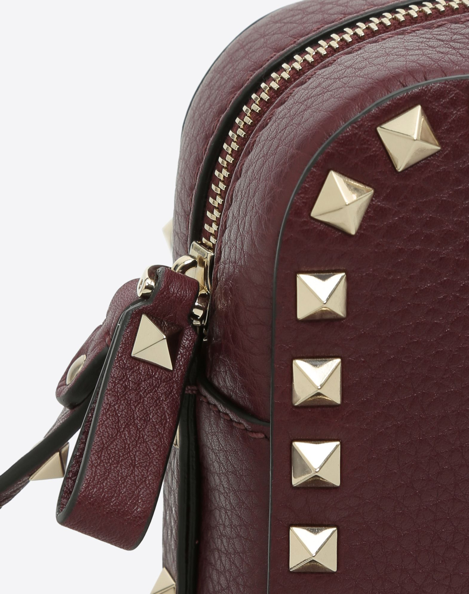 VALENTINO GARAVANI Rockstud Cross Body Bag CROSS BODY BAG D b