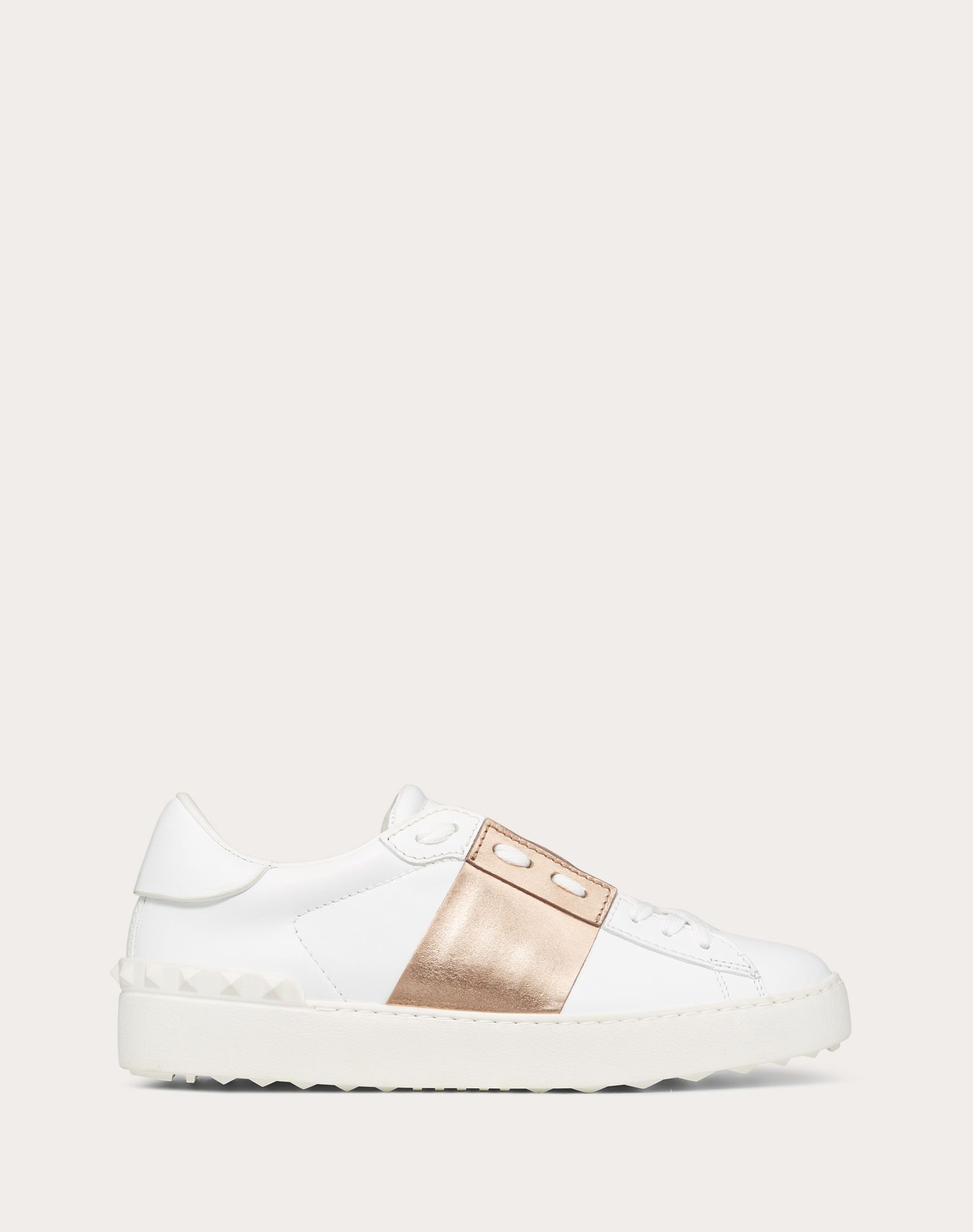 Sneakers for Women On Sale, White, Leather, 2017, 8.5 Valentino