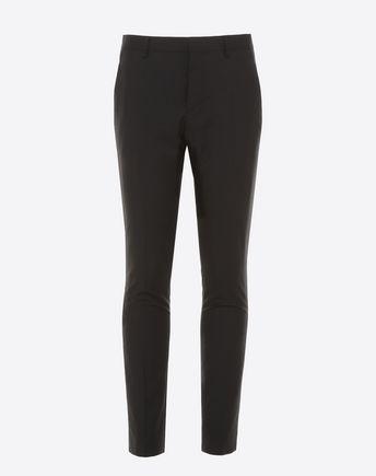 VALENTINO UOMO Trousers U Camouflage cargo pants f