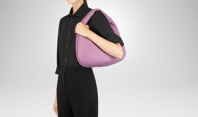 7c34d05360 Bottega Veneta® - TWILIGHT INTRECCIATO NAPPA MEDIUM CESTA BAG