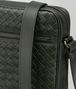 BOTTEGA VENETA DARK MOSS INTRECCIATO MESSENGER BAG Messenger Bag Man ep