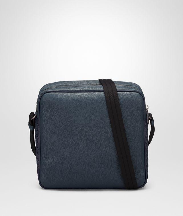 BOTTEGA VENETA DENIM CERVO MESSENGER BAG Messenger Bag [*** pickupInStoreShippingNotGuaranteed_info ***] fp