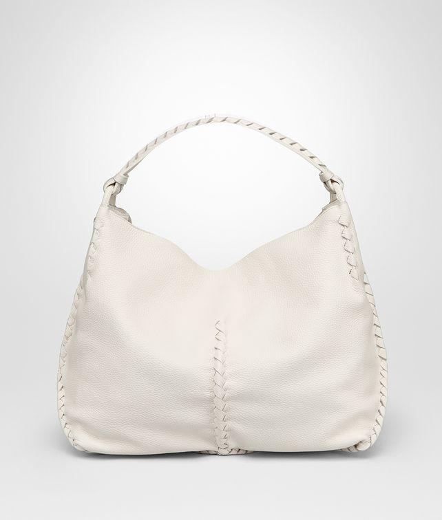 31f7936991 BOTTEGA VENETA LATTE CERVO MEDIUM SHOULDER BAG Shoulder Bag       pickupInStoreShipping info