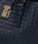 BOTTEGA VENETA PRUSSE INTRECCIATO CALF SMALL ROMA BAG Top Handle Bag Woman ep
