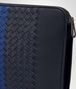 BOTTEGA VENETA TOURMALINE INTRECCIATO NAPPA DOCUMENT CASE Small bag Man ep