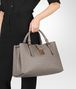 BOTTEGA VENETA STEEL INTRECCIATO CALF MEDIUM ROMA BAG Tote Bag Woman ap