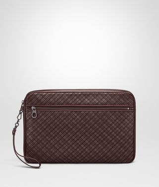 DARK BAROLO NAPPA DOCUMENT CASE