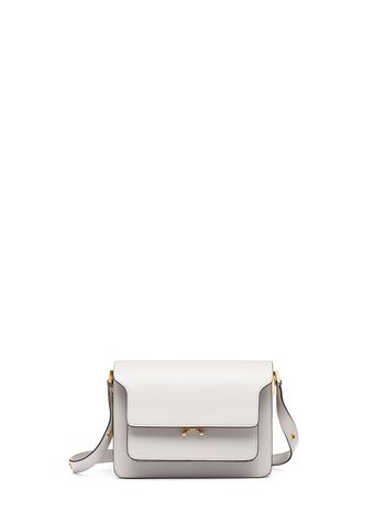 Marni TRUNK bag in leather Woman
