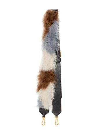 Marni Sheepskin shoulder strap Woman