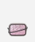 KARL LAGERFELD K/Kuilted Pink Camera Bag 8_d