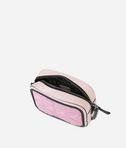 KARL LAGERFELD K/Kuilted Kameratasche Rosa 8_e