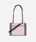 KARL LAGERFELD K/Kuilted Pink Mini Handbag 8_d