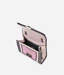 KARL LAGERFELD K/Kuilted Pink Mini Handbag 8_e