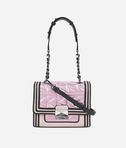 K/Kuilted Pink Mini Handbag
