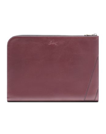 Bordeaux Folio Document Holder
