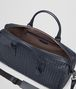 BOTTEGA VENETA MEDIUM DUFFLE BAG IN LIGHT TOURMALINE INTRECCIATO VN  Luggage E dp