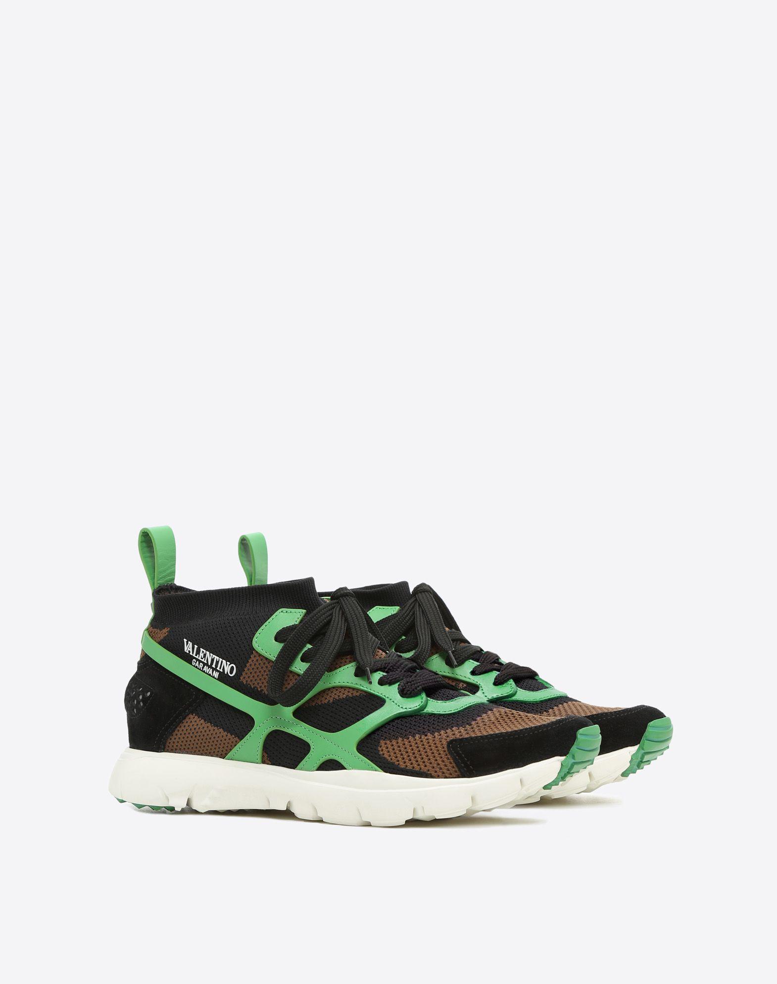VALENTINO GARAVANI UOMO Sound High Sneaker HIGH-TOP SNEAKER U r
