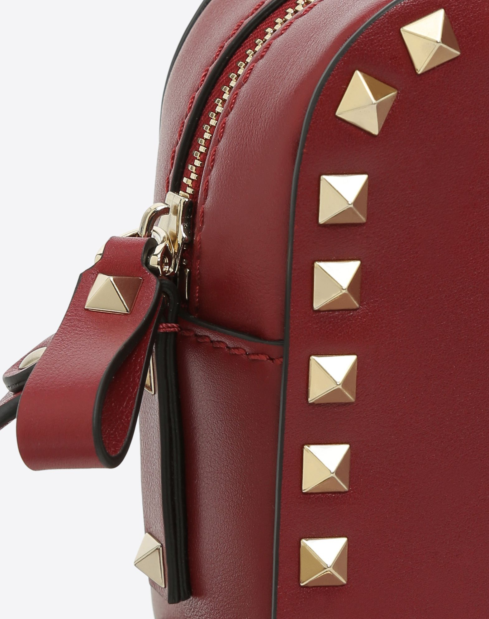 VALENTINO GARAVANI Rockstud Cross-body Bag CROSS BODY BAG D b