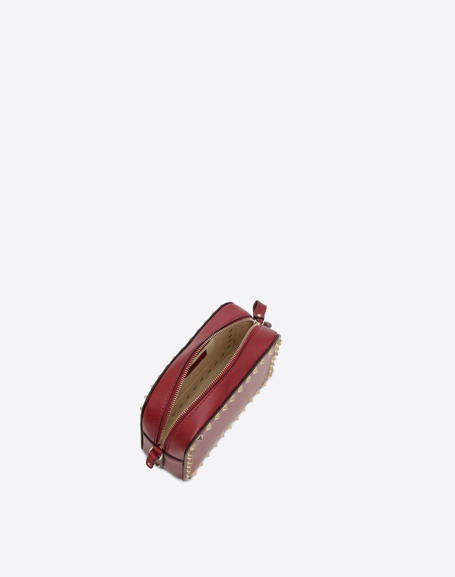 VALENTINO GARAVANI Rockstud Cross-body Bag CROSS BODY BAG D e