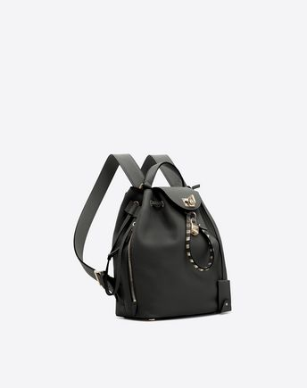 VALENTINO GARAVANI Backpack D Rockstud Spike Backpack r