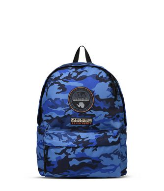 NAPAPIJRI VOYAGE PRINTED  BACKPACK,BLUE