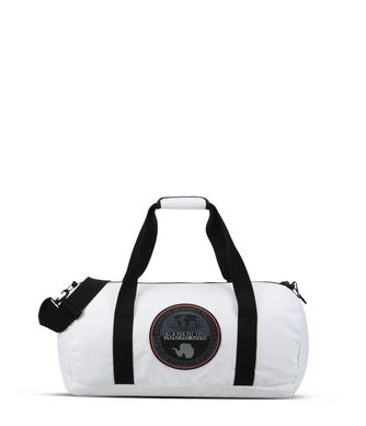 NAPAPIJRI HOYAL HOLDALL  TRAVEL BAG,WHITE
