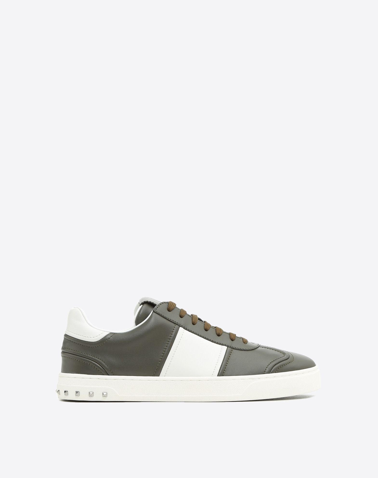 Military green FlyCrew sneaker Valentino