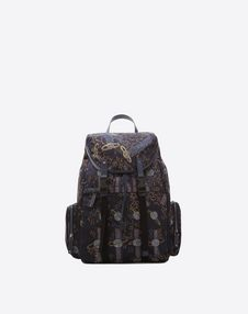 VALENTINO GARAVANI UOMO Backpack U Zandra Lunar Punk Large Backpack f