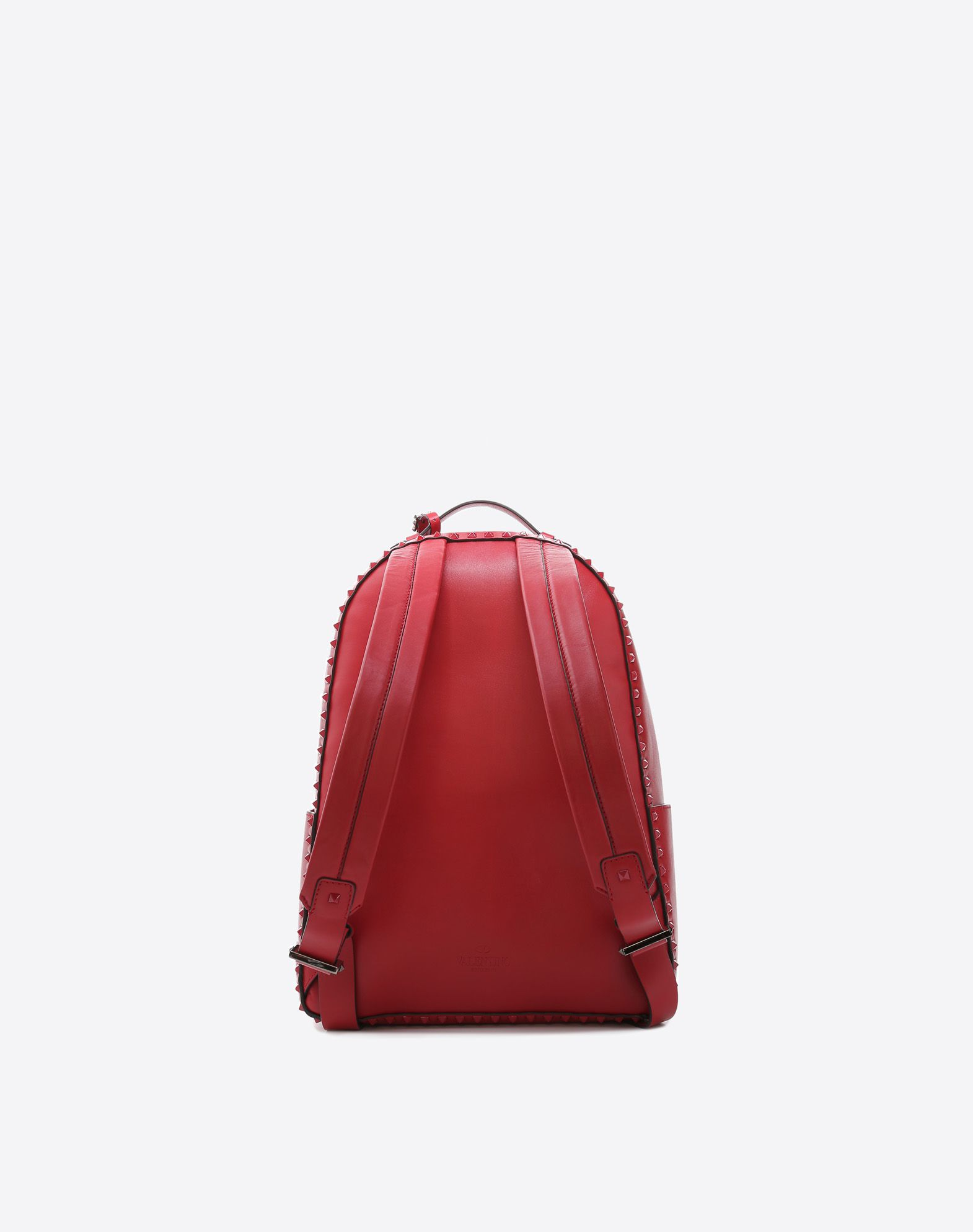 VALENTINO GARAVANI UOMO Rockstud Untitled Rosso Backpack Backpack U d