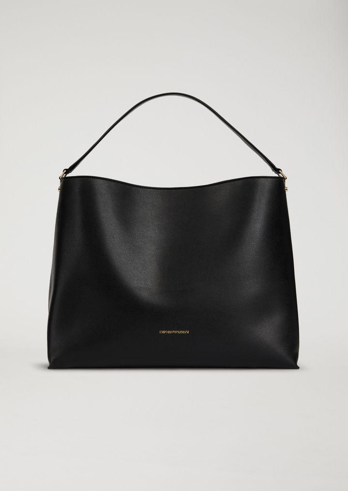 239c5477a7 Shoulder bag in faux leather