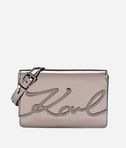 K/Signature Gloss Shoulderbag