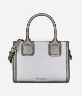KARL LAGERFELD K/KLASSIK MINI TOTE BAG