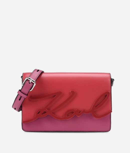 KARL LAGERFELD K/Signature Glaze Shoulderbag 12_f