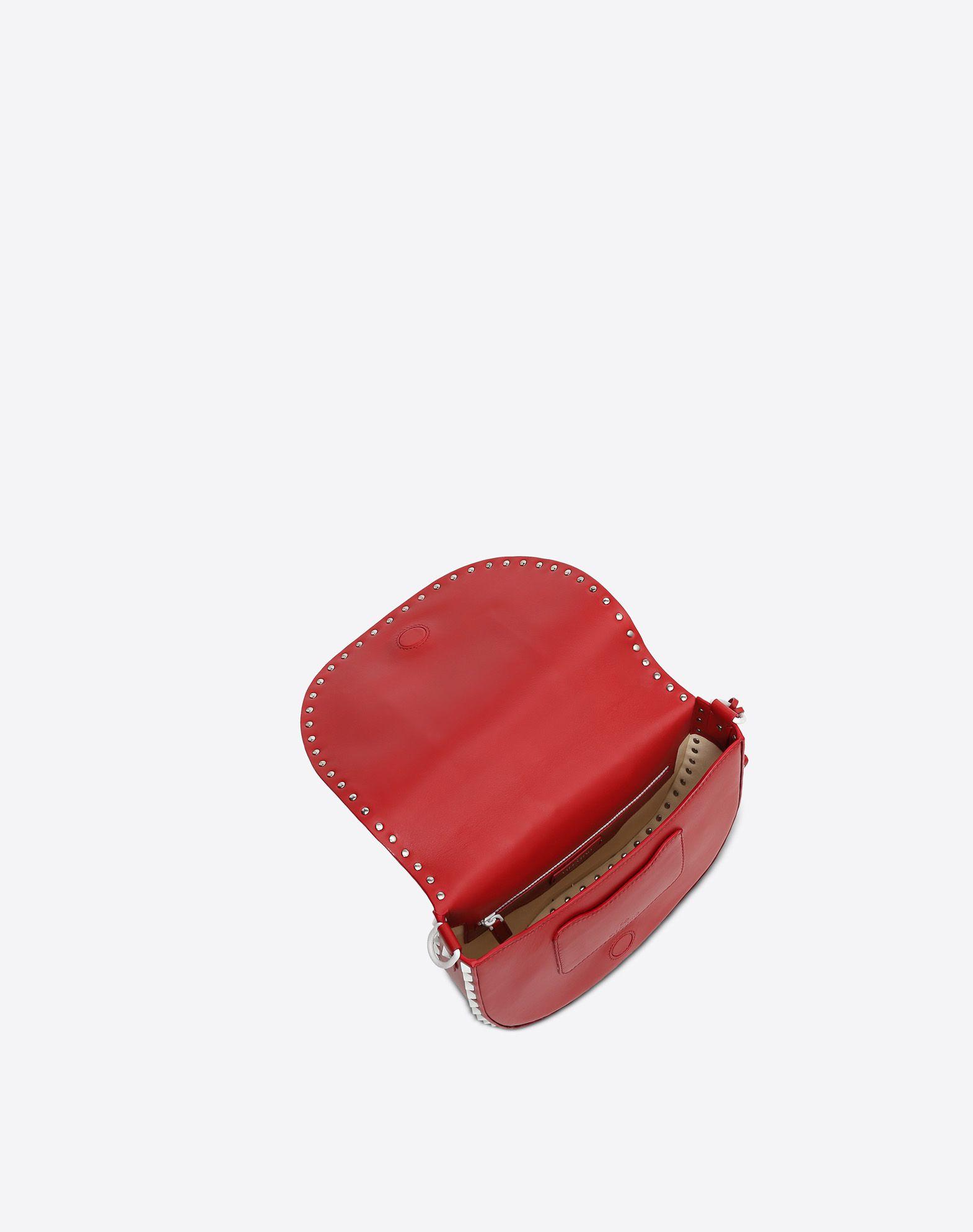 VALENTINO GARAVANI Free Rockstud Shoulder Bag Messenger bag D e