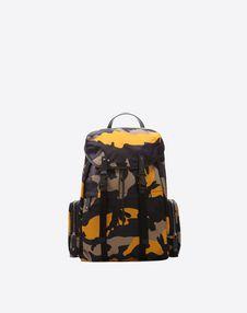 VALENTINO GARAVANI UOMO Backpack U Camouflage Large Backpack f