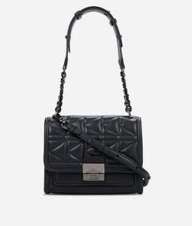 KARL LAGERFELD K/KUILTED MINI HANDBAG