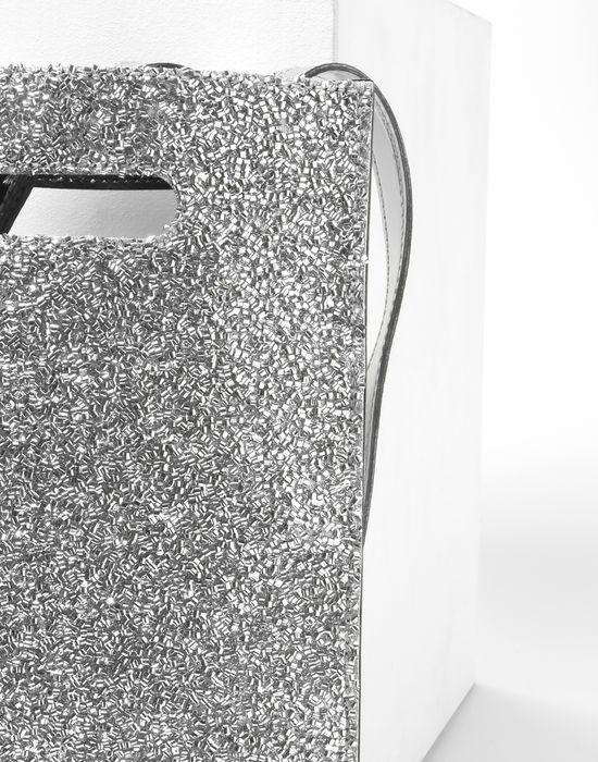 MM6 MAISON MARGIELA Mini glitter shoulder bag Handbag [*** pickupInStoreShipping_info ***] a