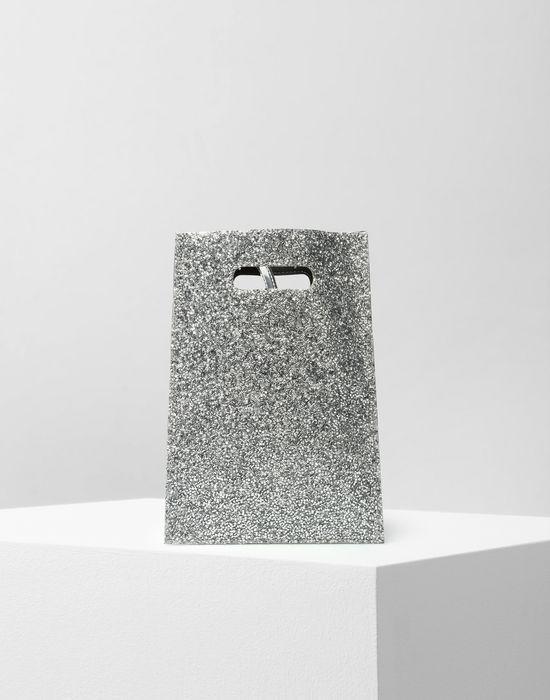 MM6 MAISON MARGIELA Mini glitter shoulder bag Handbag [*** pickupInStoreShipping_info ***] f