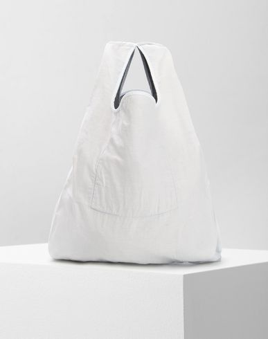 MM6 MAISON MARGIELA Tote D Cotton and denim shopping bag f