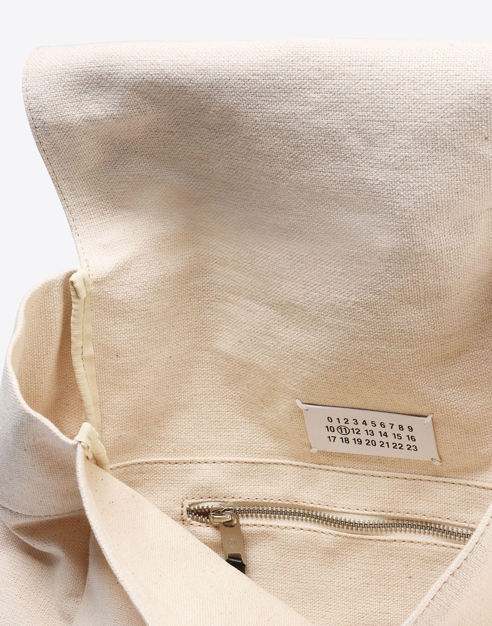"MAISON MARGIELA ""Atelier"" print backpack Backpack Man a"