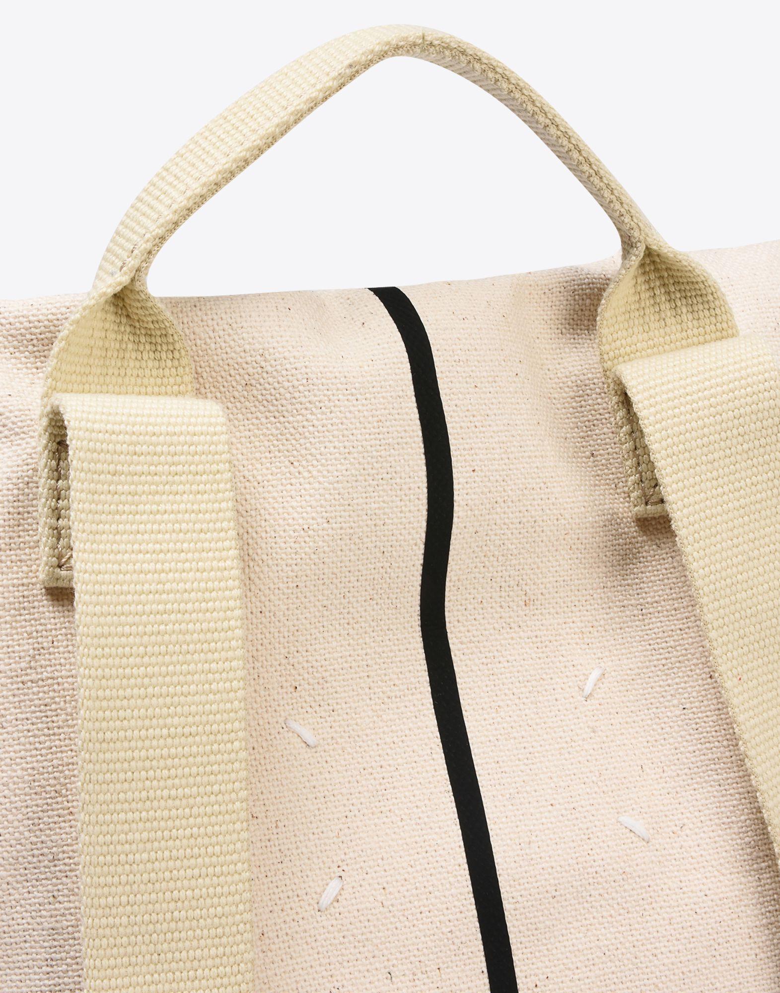 """MAISON MARGIELA """"Atelier"""" print backpack Backpack Man d"""