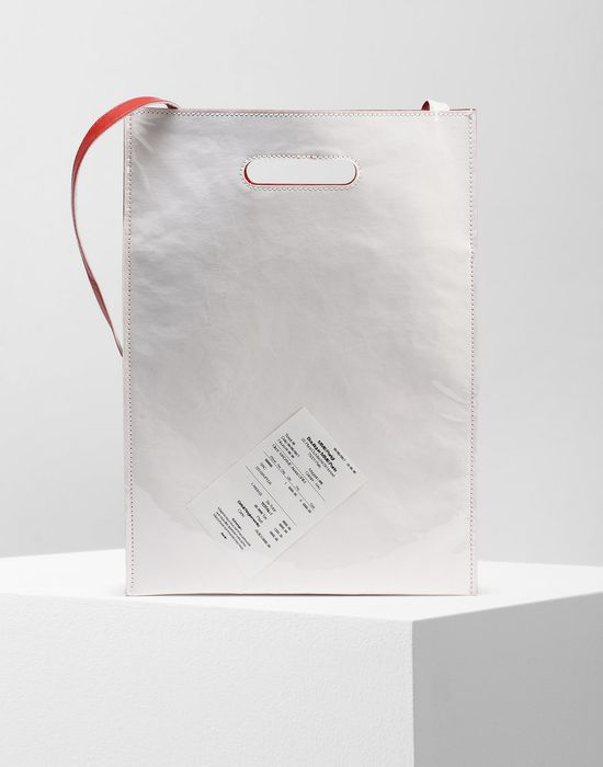 MM6 MAISON MARGIELA PVC receipt shoulder bag Shoulder bag [*** pickupInStoreShipping_info ***] f