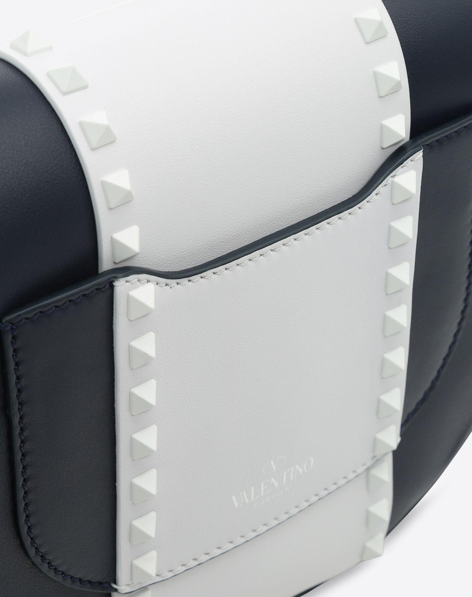 VALENTINO GARAVANI Free Rockstud Shoulder Bag Messenger bag D b