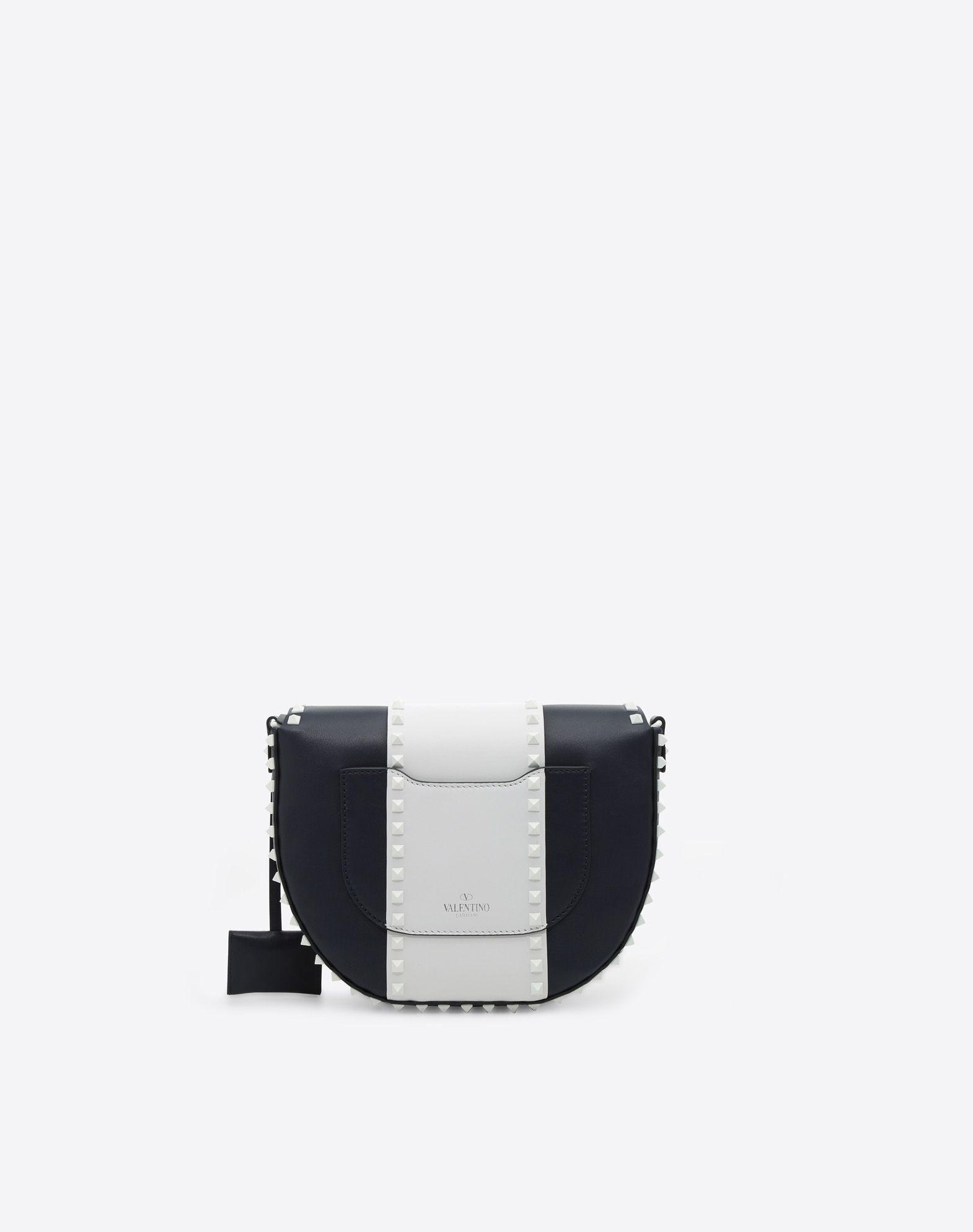VALENTINO GARAVANI Free Rockstud Shoulder Bag Messenger bag D d
