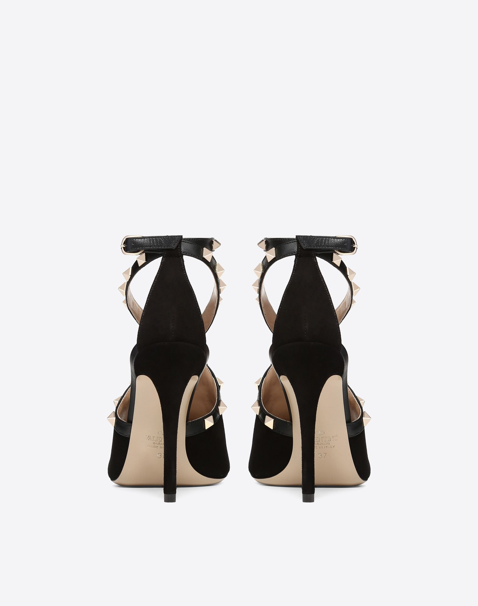 VALENTINO GARAVANI Rockstud Sandal HIGH HEEL SANDALS D d