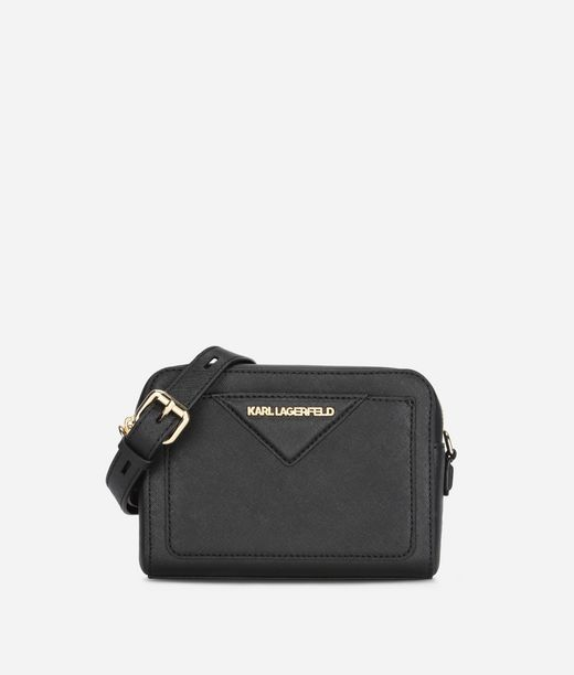 KARL LAGERFELD K/Klassik Camera Bag 12_f