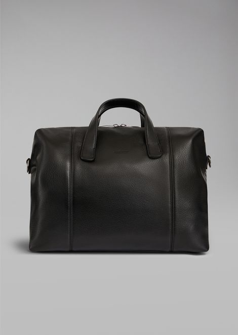 Deerskin weekend holdall