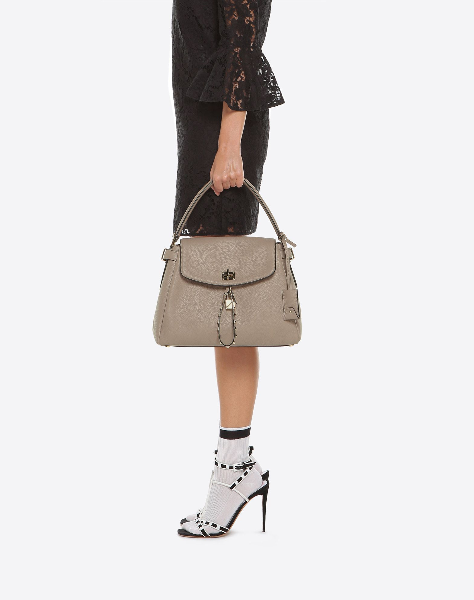VALENTINO GARAVANI Single Handle Bag HANDBAG D a